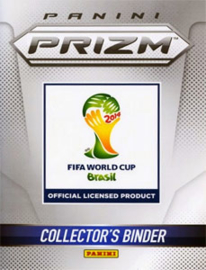 Panini PRIZM World Cup 2014