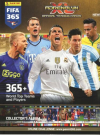 Panini Adrenalyn XL FIFA 365  2016 Cards