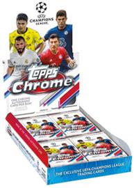 Toppps Chrome Champions League 2020/2021 BASE  (001-050)