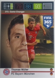 Game Changer Thomas Muller