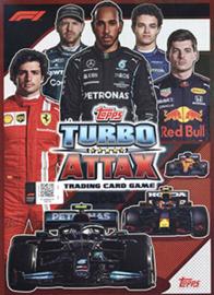 Formula 1 Turbo Attax 2021 (001-050)