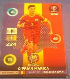 Panini Adrenalyn XL Road to France 16 One to Watch MARICA