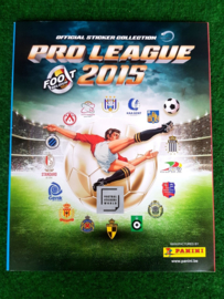 Panini  Pro League 2015 Album