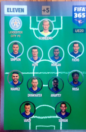 UE20 Eleven Leicester City