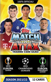 Topps Match Attax 2021/2022 ( 001-050)