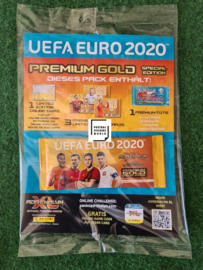 Panini Adrenalyn XL EURO 2020 PREMIUM GOLD Pack