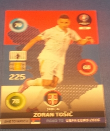 Panini Adrenalyn XL Road to France 16 One to Watch TOSIC