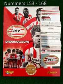 PSV 153-168