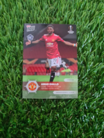 Topps Now Amad Traore ROOKIE RC