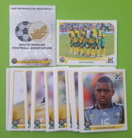 World Cup 2010 Complete Team Set South Africa