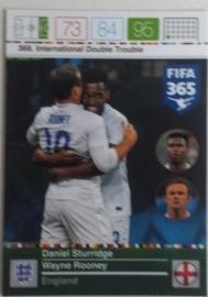 International Double Trouble Sturridge/Rooney