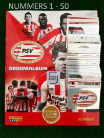 PSV 1-50