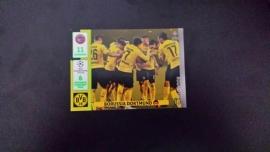 Round of 16 Borussia Dortmund