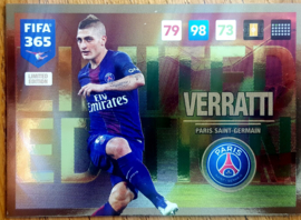 Limited Edition VERRATTI