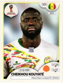 610 SEN Cheikhou Kouyate