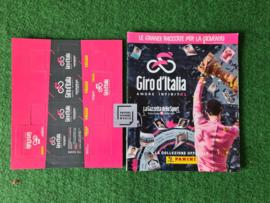 Panini Giro 101 (2018) Album + Verzamelbox