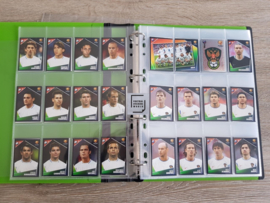 Panini/Topps 12 pocket stickers Sleeves