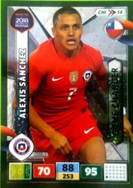 CHI Alexis Sanchez