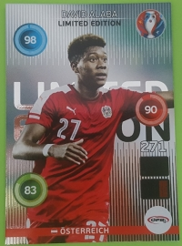 Limited Card ALABA