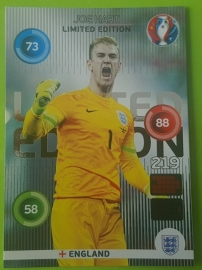 Limited Card JOE HART