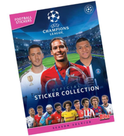 Topps Champions League 19/20  STICKERS Album