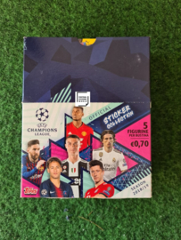Topps Champions League 2018/2019 Box