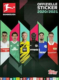 Topps Bundesliga 20/21 001 - 050