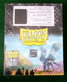 Dragon Shield  50 Pages 16-Pocket