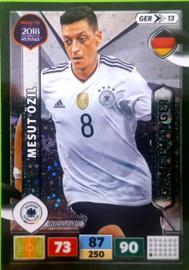 GER Mesut Ozil