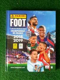 Panini Foot 2018/2019 Hardcover Album