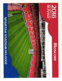 11 Stadium Moscow
