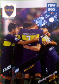 15 Boca Juniors
