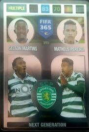393 Next Generation GELSON/MATHEUS PEREIRA