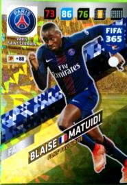 138 Blaise Matuidi
