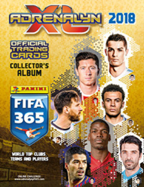 Panini Adrenalyn XL Fifa 365 2018