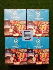 Topps Champions League 16/17 4 Sealed boxen