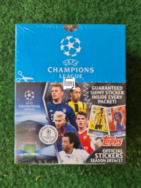 Topps Champions League 2016/2017  Box