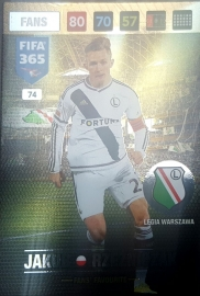 74 Fans Favourite RZEZNICZAK