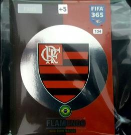 Complete team set Flamengo