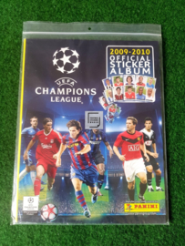 Panini Champions League 2009/2010 album