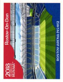 14 Stadium Rostov