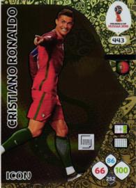 443 Cristiano Ronaldo