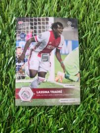 Topps Now Lassana Traore ROOKIE RC