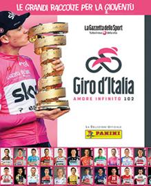 Panini Giro 102 001-050