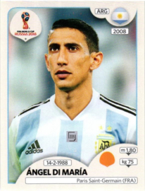 271 ARG Angel Di Maria