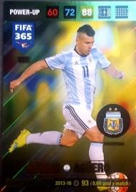 377 Goal Machine AGUERO