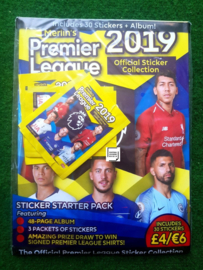Topps Premier League 2019 Starter