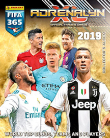 Panini Adrenalyn XL FIFA 365 2019