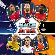 Topps Match Attax Champions League 2020/2021
