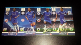Panini Adrenlyn XL CL 14/15 Update Edition Chelsea complete set